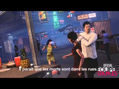 Sleeping Dogs - Nightmare in North Point Teaser Trailer