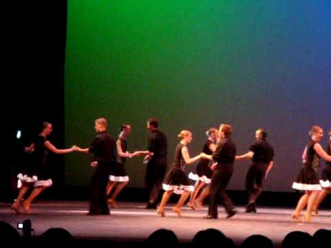 Timpanogos High School Ballroom Dance Concert