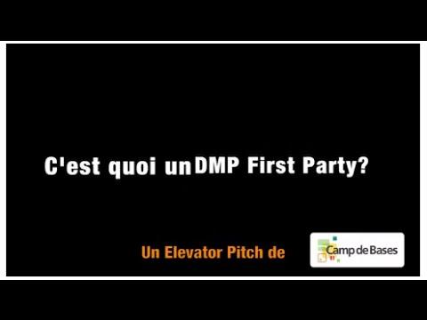 Elevator pitch n 3 c 39 est quoi un dmp first party youtube - C est quoi un appartement duplex ...