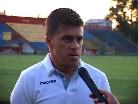 Adrian Dulcea - antrenor SCM Argeşul Piteşti