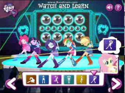 Game | My Little Pony Equestria Girls Dance Game | My Little Pony Equestria Girls Dance Game