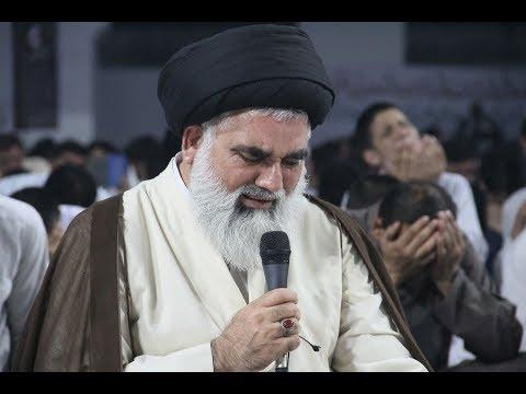 Munajaat e Shabania - Ustad e Mohtaram Syed Jawad Naqvi (hfz)