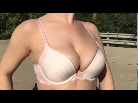 Spectacular Footage Of Slow Motion Bouncing Boobs Filmed With Iphone 6 Plus video