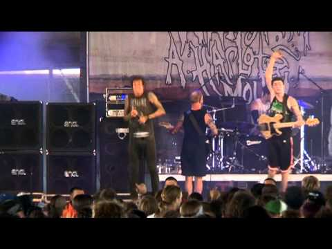 War From A Harlots Mouth - Copyriot / Keeping It Up (Live @ With Full Force Festival, 2010)