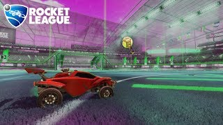 Trying to play vs the Best Girl Rocket League Player in the world
