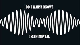 Download Lagu Arctic Monkeys - Do I Wanna Know? (Official Instrumental) Gratis STAFABAND