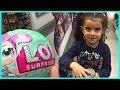 LOL Bebek ve Slime almak için oyuncakçıya gittik, ikisinide aldık l Eğlenceli Çocuk Videosu