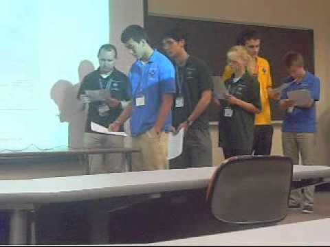 USS Space School ARISS session