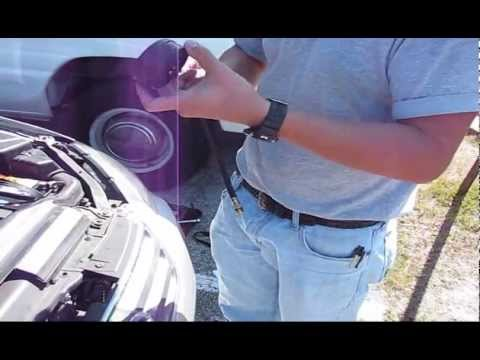 2002 Nissan Altima Misfire Start P0507 Bad IDLE part4