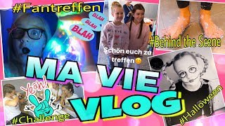 MaVie's VLOG 💥 Slime Labor Behind the Scenes Fantreffen | MAVIE Noelle