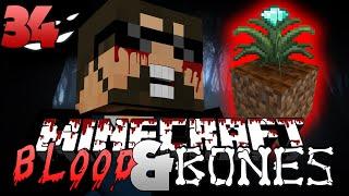 Minecraft FTB Blood and Bones 34 - AUTO MAGICAL CROPS