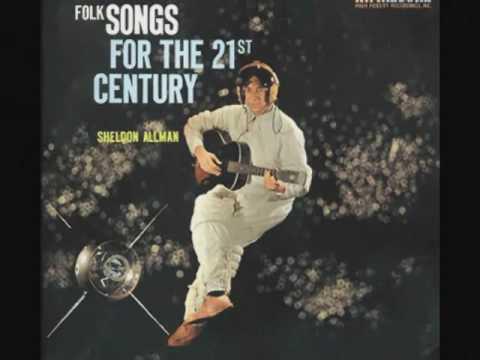 Sheldon Allman Folk Songs For The 21st Century
