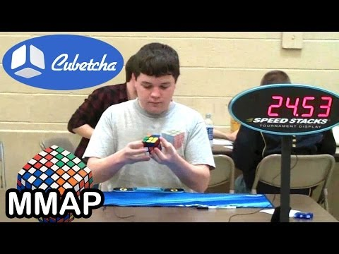 A Cubing Competition! - Cubetcha