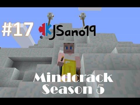 Minecraft Mindcrack Season 5 E17 Spooky Ghost is Spooky
