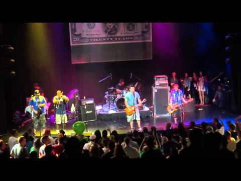 Less Than Jake - 311 2013 Caribbean Cruise - Stardust Theater - Part 1 of 2 - 3/4/2013
