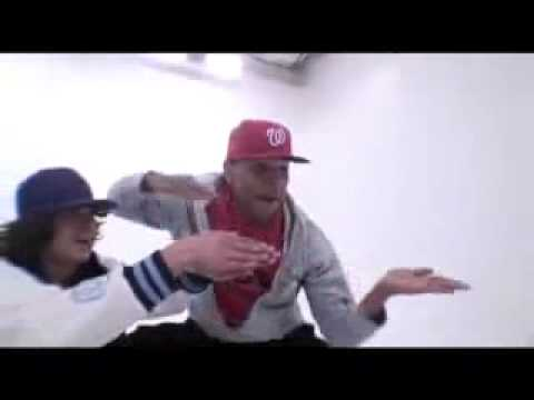 Adam G Sevani And Chris Brown Dancing video