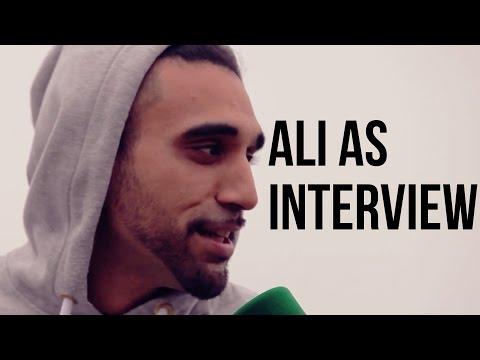Ali As im Interview über