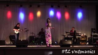 #92 P1 2017 Live Mai Thien Van & Nguyen Hong Nhung & MC Nguyen Ngoc Ngan HOI CHO TET DINH DAU