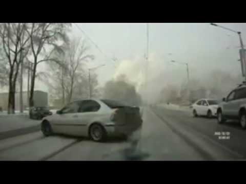 Аварии зима 2013 неделя 1 | Car Crash compilation January