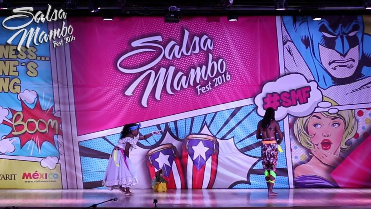 "Jennyselt Galata & Orlando Alfonso ""Papi"" Izquierdo | Salsa Mambo Fest 2016"