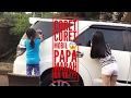 Zara Cute Mencoret coret Jalanan Umum dan Mobil Papa??? Learning with Magic Crayola mp3 indir