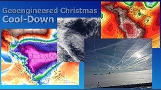 Geoengineered Christmas Cool-Down ( Dane Wigington Geoengineering Watch )