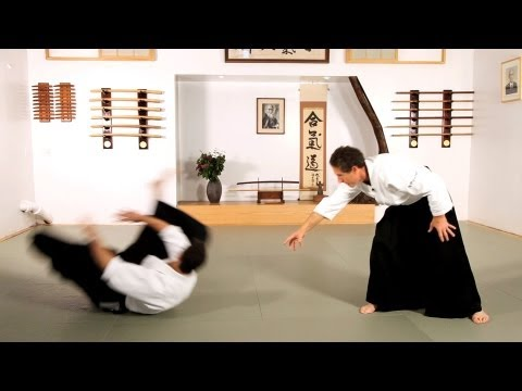 How to Do Ukemi Nage | Aikido Lessons Image 1
