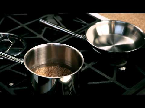 How to make a wheat berry salad - #3 - Adding wheat berries — Appetites®