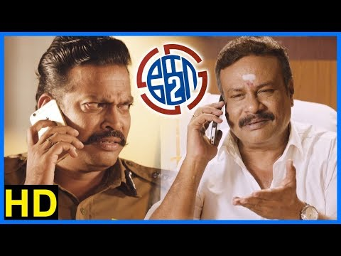 Tamil Movies 2018 | Ko 2 Movie Scenes | Bobby Simha Argues With Prakash Raj | NSG Operation Planned