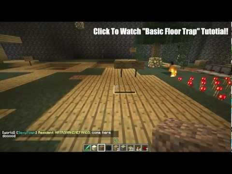 Minecraft: Top Ten Best Traps in Minecraft! Music Videos