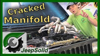 Exhaust Manifold Jeep Wrangler YJ: Replace Jeep Manifold