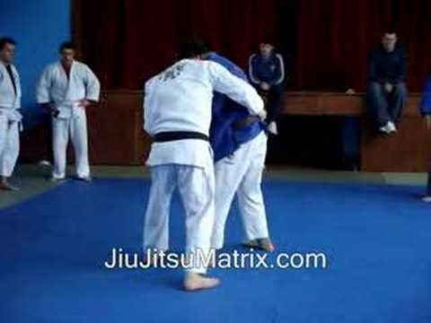 Arm Drag Jiu-Jitsu/Judo Throws Basic/ Beginner Image 1