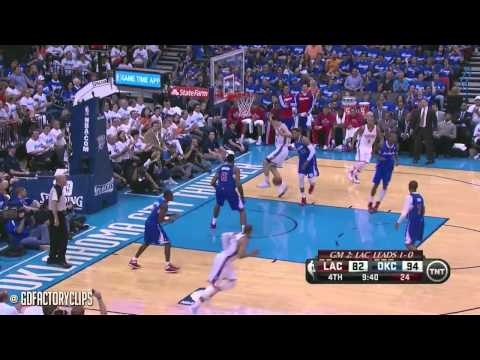 Russell Westbrook Full Highlights vs Clippers 2014 Playoffs West Semis G2 - 31 Pts, 10 Reb, 10 Ast