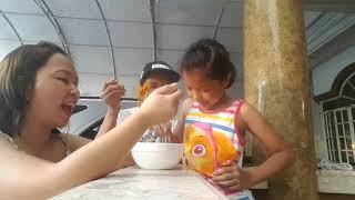 Spicy noodles challenge