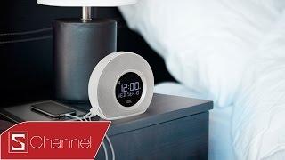 Schannel - Mở hộp JBL Horizon : Đồng hồ báo thức kiêm loa