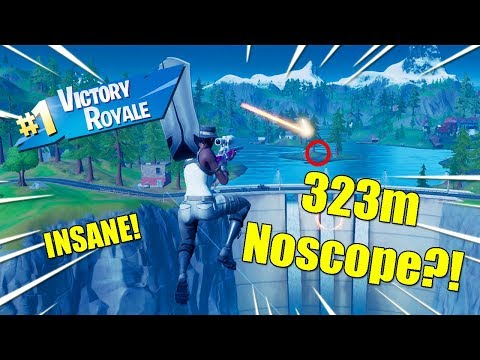 We Hit the BEST FORTNITE Trickshots in Chapter 2.. (Fortnite Road to a Trickshot #2)