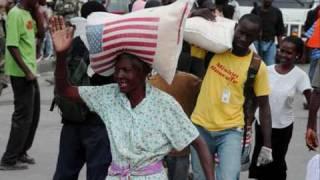 Ejercito Eeuu Socorre A Haiti, Tras Terremoto De 12 Enero 0002