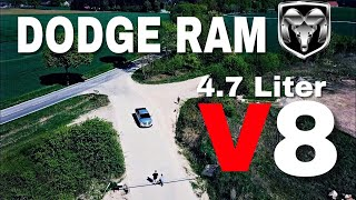 Mein neues Auto | DOGE RAM 4,7 Liter V8 | Kevoconner