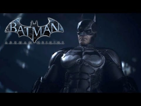 Batman: Arkham Origins 'Official Debut Trailer' TRUE-HD QUALITY