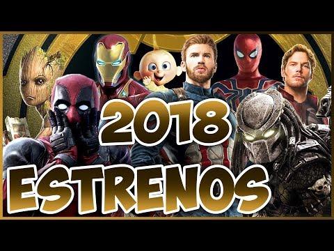 Peliculas 2018 Estrenos y Trailers Oficiales + Fechas | Top Cinema