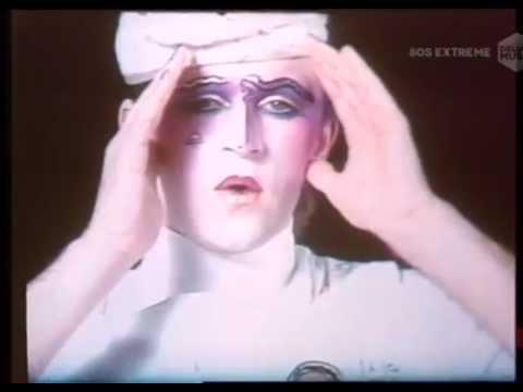 Visage - Fade To Grey 1980 (official video)