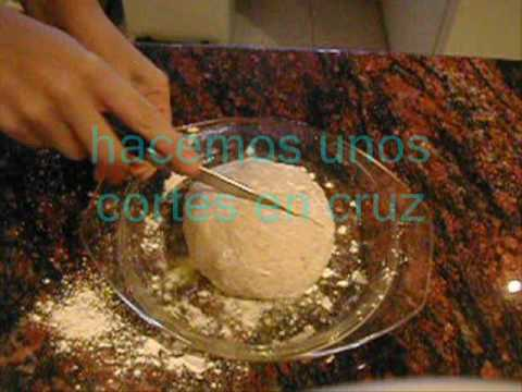 Pan Cinco Minutos  - Recetas de Pan