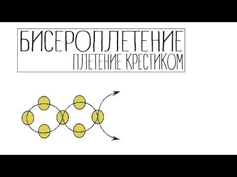 Уроки бисероплетение для начинающих - видео