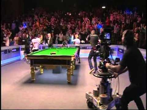 The Harlem Shake comes to The Welsh Open Snooker in Newport, yes that's right...snooker! PTC Final 12-17 March 2013, Bailey Allen Hall, National University o...
