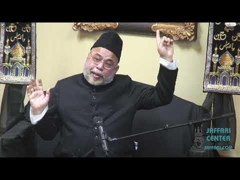 Chand Raat Maulana Sadiq Hasan Muharram 2019/1441 Majlis