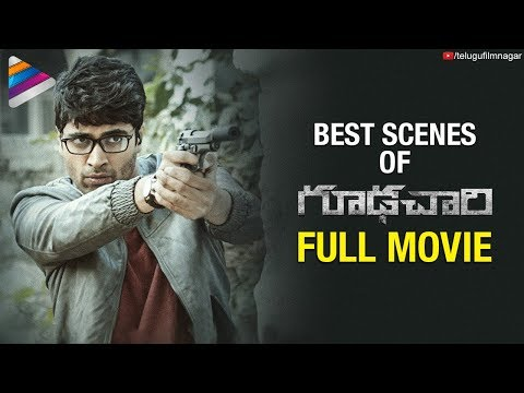 Best Scenes of Goodachari Telugu Full Movie | Adivi Sesh | Shashikiran | Telugu FilmNagar