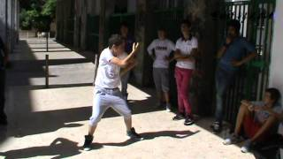 Zash vs Snoopy - Ottavi - Electro Street Fight Palermo 1