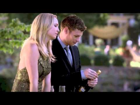 Klaus and Caroline scenes 4x07 My Brother's Keeper The Vampire Diaries