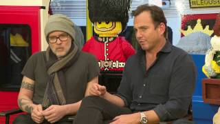 Live With The Cast & Crew Of The LEGO Batman Movie