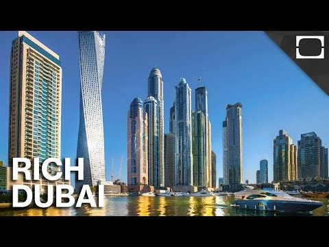 Why Is Dubai So Rich? | International Breaking News